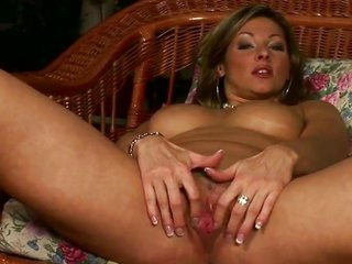 Ultra hawt damsel does striptease previous to masturbating with adoration