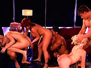 Kylie Ireland & Nina Hartleys ruler To The perfect orgy
