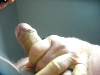68 yrold old man #139 cultured cum good goodup wank intact