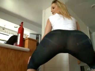 Amazingly hair-raising, completely shaped asses in tight nylons are veritably inspiring things