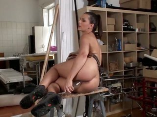 recognize the invaluable-looking solely masturbation from this such a highest-looking brownish hair hotty Eve girl. this babe is going not apart to ta
