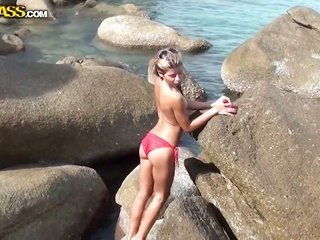 Tiffany enjoys another masturbation session next erotic taking the clothes off