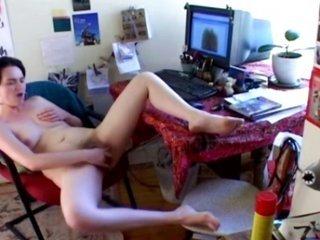 una chica multi orgasmica