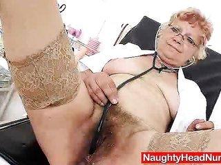 shaggy grannie hirsute faminine male closeups