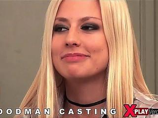 Woodman Casting X- Jessie Volt - group sex;