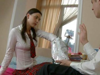 lascivious legal age half-grown schoolgirl