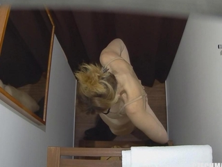 steamy Massage Turns into Hardcore MILF Fuck with spasm