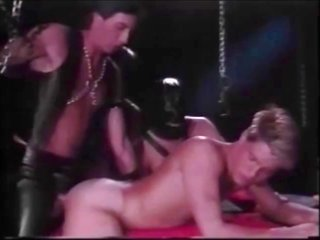Vintage leather group-sex.orgy