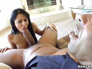 Alison Star feels agreeable with thumping jock in her hands