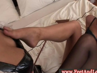 Feetfetish Simony Diamond a-hole fucked