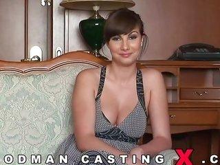 WoodmanCastingX Connie Carter's Anal manipulation