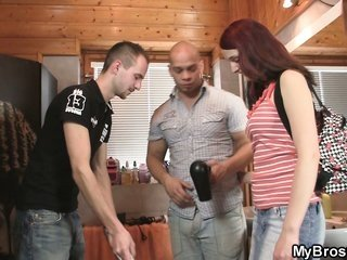 I tempted my lads girlfriend