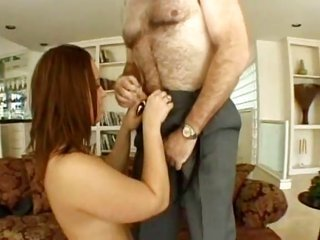 old stud fucks a thick mademoiselle