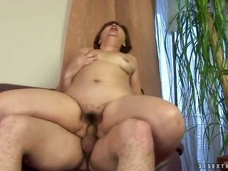 Redhead Caitlin is a headjob user that falls for co-mates rock steel get high on torpedo