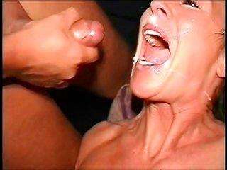 Milf facial