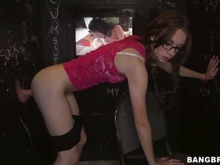largely raunchy vixen Tali Dova acquires her graceful face cum damp on camera by cause of your viewing indulgence
